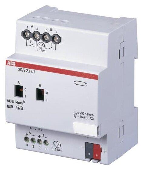 Диммер/светорегулятор шинной системы ABB 2CDG110079R0011