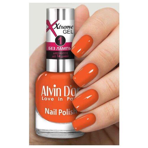 Лак Alvin D'or Extreme Gel, 15 мл, оттенок 5206 лак alvin d or extreme gel 15 мл оттенок 5215