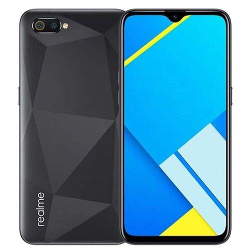 Смартфон realme C2 2/32GB черный бриллиант смартфон