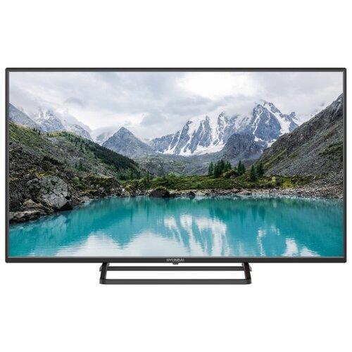 Телевизор Hyundai H-LED40FT3001 40 (2020), черный телевизор hyundai 40 h led40et4100 frameless черный