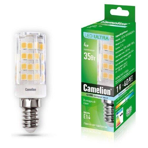 Лампа светодиодная Camelion 13155, E14, T26, 4Вт wakodo t26 page 8