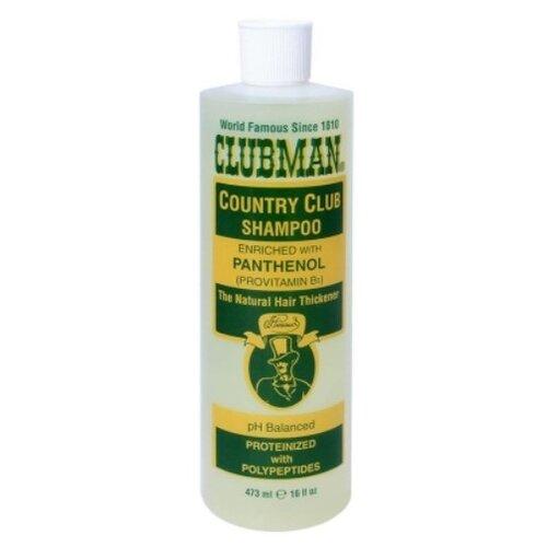Купить Шампунь восстанавливающий для волос Clubman Country Club Shampoo , 473 мл