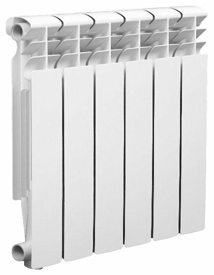 Радиатор алюминиевый Lammin Eco AL-500-80