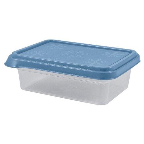 Plast Team Контейнер Bergen 1.4 л туманно-голубой контейнер пищевой plast team polar цвет лайм 6 л