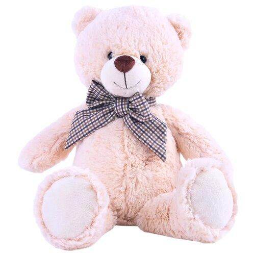 цена на Мягкая игрушка Gulliver Медведь в галстуке 25 см