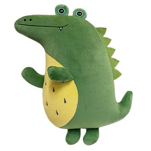 Фото - Игрушка-антистресс Штучки, к которым тянутся ручки Сплюшки Крокодил 35 см игрушка антистресс штучки к которым тянутся ручки кисонька голубая 30 см