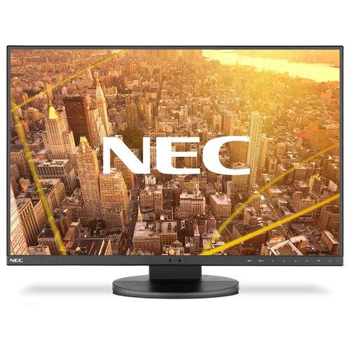 Монитор NEC MultiSync EA231WU 22.5 черный nec multisync v552