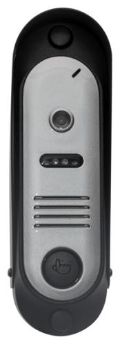 Вызывная (звонковая) панель на дверь CARCAM WP-2S серый