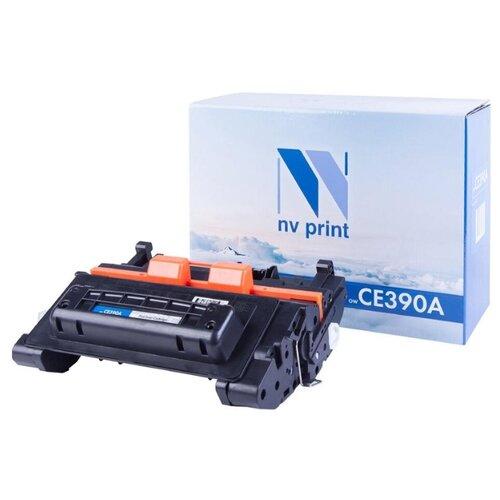 Фото - Картридж совм. NV Print CE390A (№90A) черный для HP LJ M601/M602/M603/M4555 (10000), цена за штуку, 176667 картридж hp ce390a 90a для lj m4555mfp m601 m602 m603 10000стр