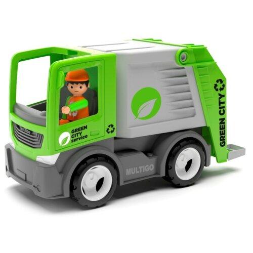 игровые наборы Efko игровой набор автомобиль службы озеленения с водителем