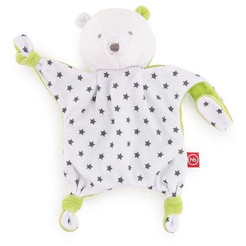 Комфортер Happy Baby Bear Holder белый/зеленый комплект happy bear
