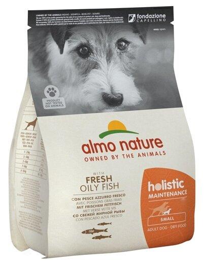 Корм для собак Almo Nature Holistic рыба 2 кг (для мелких пород)