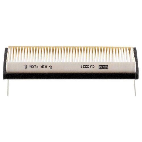 Фильтр MANNFILTER CU2224-2 фильтр mannfilter cuk2722 2