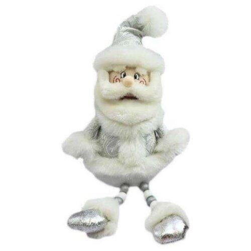 Фигурка Новогодняя Сказка Дед мороз 45 см серебро фигурки magic time фигурка новогодняя дед мороз с зайчиком 75531