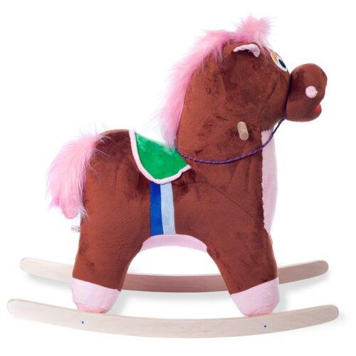 Купить Детская мягкая игрушка качалка для малышей (каталка) Лошадка , Тутси, Каталки и качалки