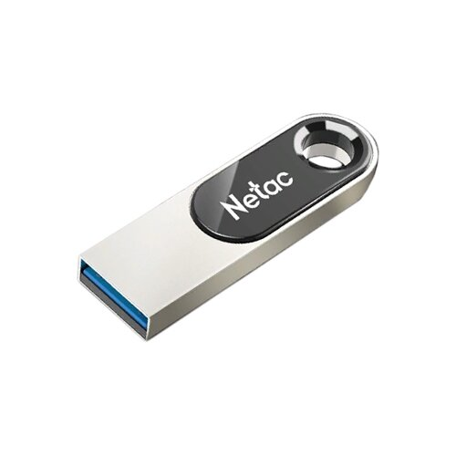 Фото - Флешка Netac U278 USB 3.0 32GB 32 ГБ, серебристый/черный netac usb drive u278 usb3 0 32gb retail version