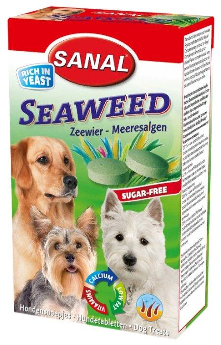 Добавка в корм SANAL Seaweed с морскими