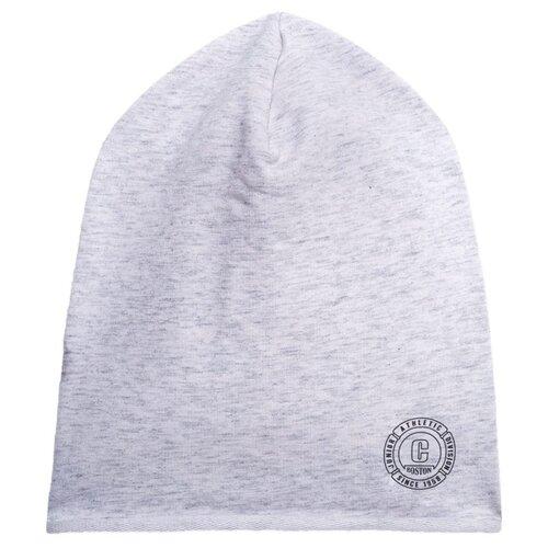 Шапка Chicco размер 004, серый шапка chicco размер 004 светло серый