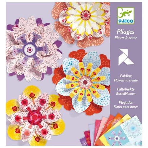 Купить DJECO Набор для творчества Цветочки (09403), Поделки и аппликации