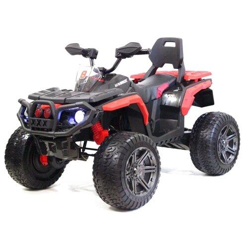 Купить RiverToys Квадроцикл К111КК, красный, Электромобили