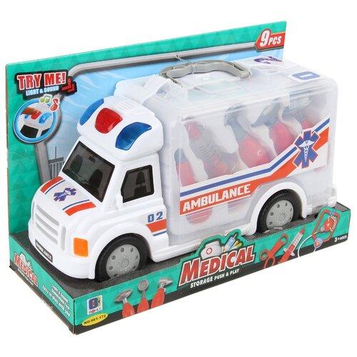 Набор доктора Veld Co (80950) veld co игрушечный трек 57973