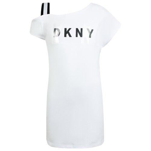 Платье DKNY размер 116, белый