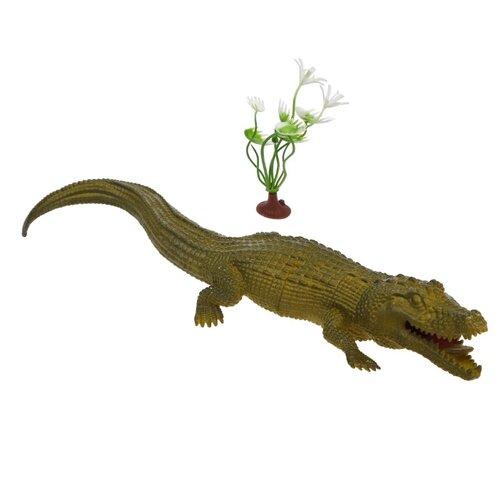 Купить Фигурка Наша игрушка Dinosaur Epoch Крокодил 643357, Игровые наборы и фигурки