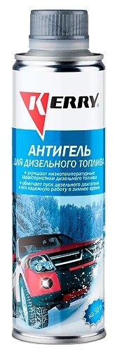 KERRY Антигель для дизельного топлива концентрат на 50л «SuperФормула для русской зимы» KR-351