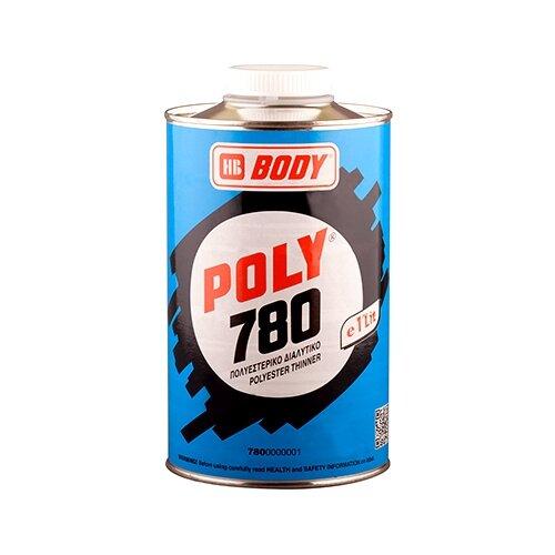 Разбавитель HB BODY Poly 780 1000 мл