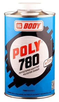 Разбавитель HB BODY Poly 780