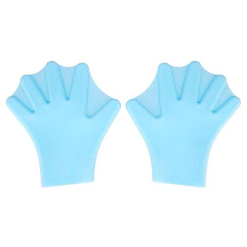 Перчатки с перепонками ruges Амфибия-S синий