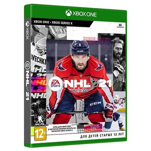 Игра для Xbox ONE NHL 21