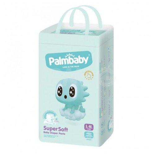 Palmbaby трусики Super Soft Premium L (9-14 кг) 48 шт..