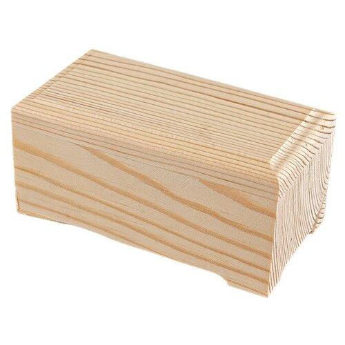 Купить Mr. Carving Заготовка для декорирования Шкатулка ПР-14 бежевый, Декоративные элементы и материалы