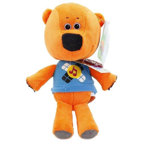 Мягкая игрушка Мульти-Пульти Ми-ми-мишки Медвежонок Кеша 20 см в пакете игрушка мягкая мульти пульти ми ми мишки медвежонок кеша 25 см музыкальный