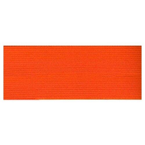 Купить Резинка, 30 мм, цвет оранжевый 76% полиэтер, 24% латекс, PEGA, Технические ленты и тесьма