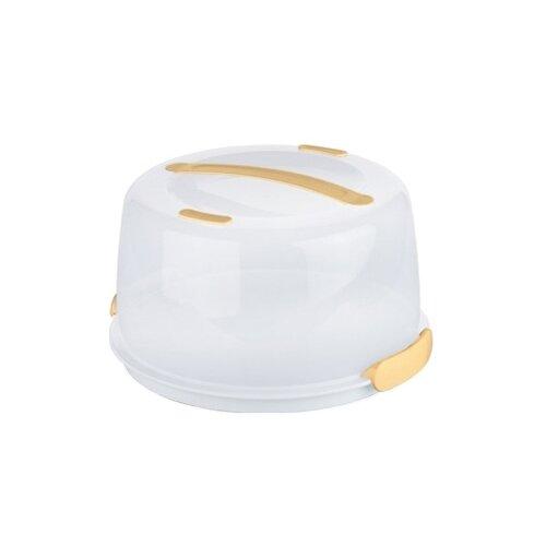 Поднос Tescoma Delícia 630840 белый/желтый/прозрачный