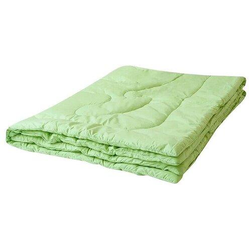 Одеяло KARIGUZ Бамбук, всесезонное, 200 х 220 см (зеленый)