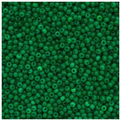 Купить Бисер Preciosa 50г Preciosa (10/0 зеленый 46), Фурнитура для украшений