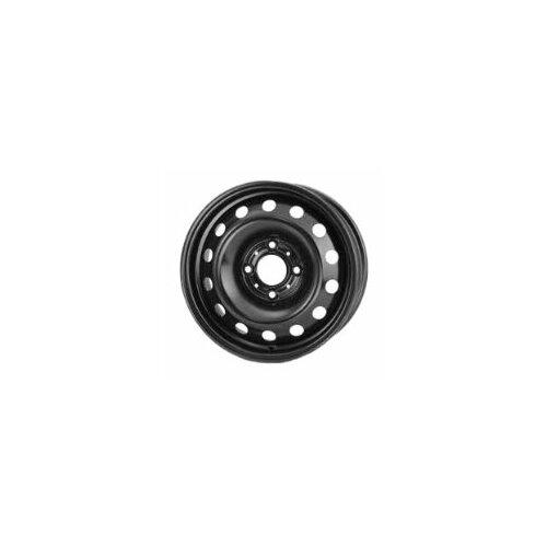 Фото - Колесный диск Trebl X40016 7x17/5x114.3 D67.1 ET38 Black колесный диск skad венеция 6 5x16 5x114 3 d67 1 et38 селена