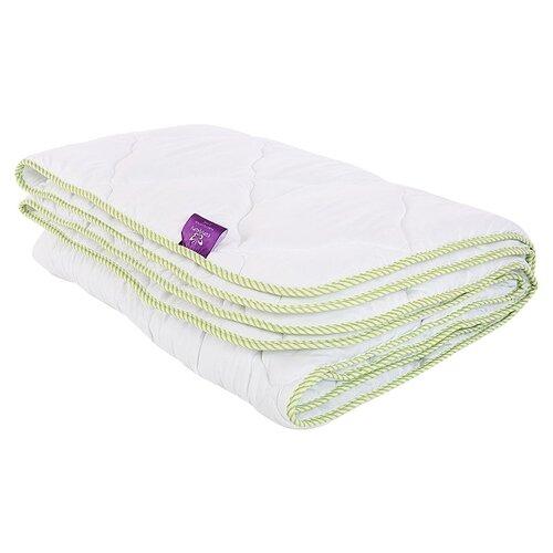 Одеяло Kupu-Kupu Бамбук Classic в микрофибре, легкое, 140 х 205 см (белый) одеяло belashoff белое золото стеганое легкое цвет белый 140 х 205 см