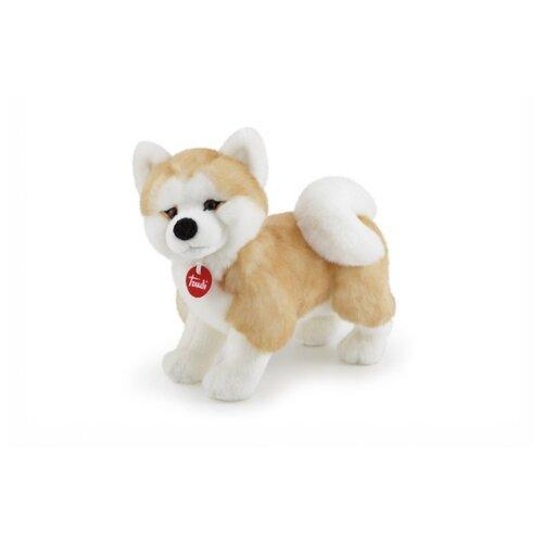 Мягкая игрушка Trudi Собака Акита-ину Асканио 25 см trudi собачка в стиле прованс 25 см trudi