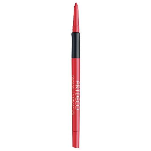 ARTDECO Контурный карандаш для губ Mineral Lip Styler 09