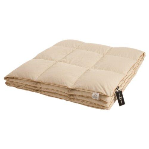 Одеяло Lucky Dreams SANDMAN гусиный пух/батист, двуспальное 172*205 см, теплое