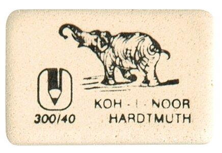 KOH-I-NOOR Ластик 300/40