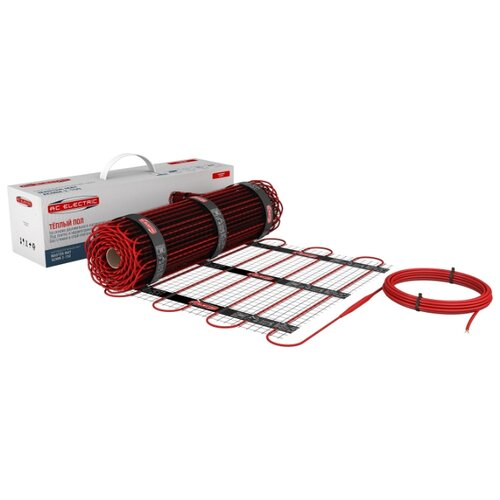 Фото - Нагревательный мат AC Electric ACMM 2-150 12м2 1800Вт нагревательный мат ac electric acmm 2 150 2 5м2 375вт