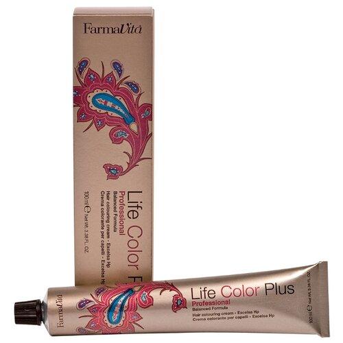 Купить FarmaVita Life Color Plus Крем-краска для волос, 8.13 бежевый светлый блондин, 100 мл