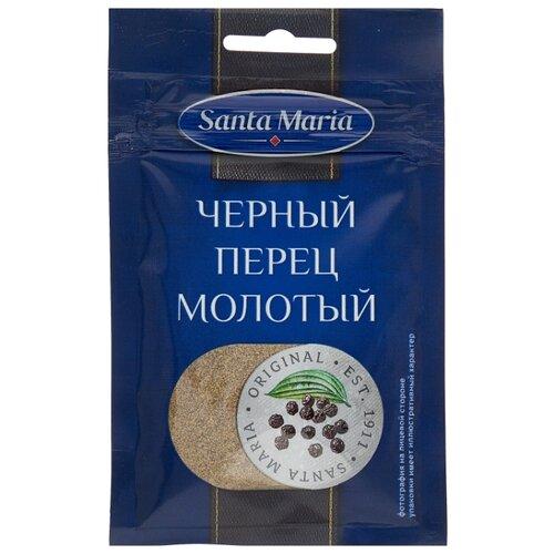 Santa Maria Пряность Перец черный молотый, 16 г santa maria пряность черный перец грубого помола 460 г