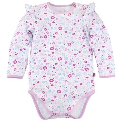 Боди Bossa Nova размер 86, розовые цветочкиБоди<br>