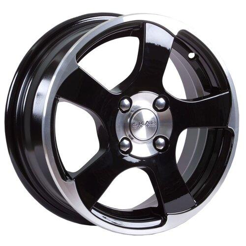 Фото - Колесный диск SKAD Акула 6x16/5x112 D57.1 ET45 Алмаз колесный диск skad адмирал 6 5x17 5x114 3 d67 1 et45 графит